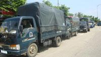 dịch vụ cho thuê xe tải tại Đà Nẵng